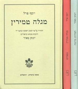 SEFER MEGALE TEMIRIN /IMAGINED HASIDISM