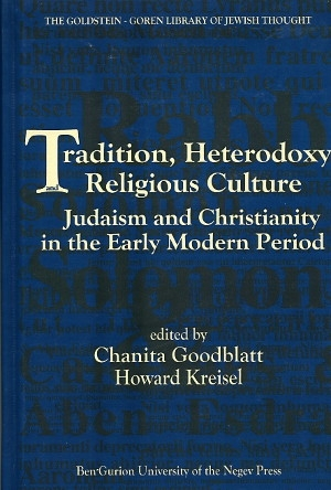 Tradition, Heterodoxy and Religious Culture